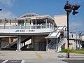 JR片町線 祝園駅 Hōsono sta. 2013.8.28 - panoramio (1).jpg