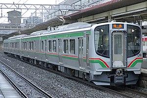E721 series - Image: JRE EC721 0 20070325 001