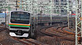JR East E231 series EMU 1021.JPG