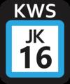 JR JK-16 station number.png