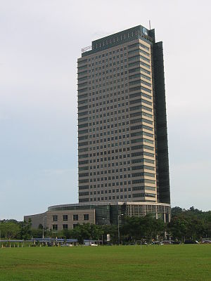 JTC Corporation - The JTC Summit, headquarters of JTC Corporation, located in Jurong, Singapore.