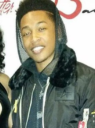Jacob Latimore - Latimore at the Listening Party event in 2015