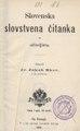 Jakob Sket - Slovenska slovstvena čitanka za učiteljišča.pdf