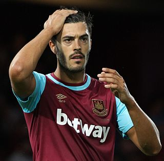 James Tomkins (footballer) English association football player
