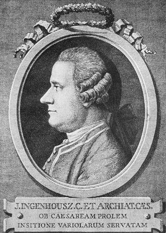 Jan Ingenhousz - Image: Jan Ingenhousz