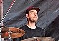Jan Pape Band - Florian Petry – Rock 'N' Rose Festival 2014 01.jpg