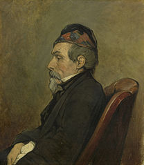 Portrait de Johan-Hendrick-Louis Meyer