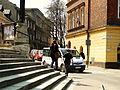 Jana Zamoyskiego and Rynek Podgórski corner.jpg
