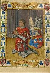 Heures de Simon de Varye