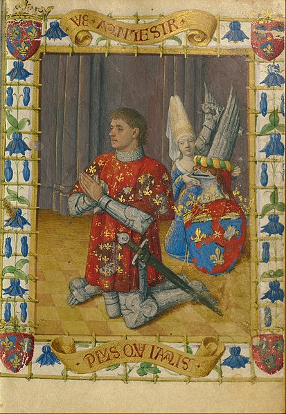File:Jean Fouquet (French, born about 1415 - 1420, died before 1481) - Simon de Varie Kneeling in Prayer - Google Art Project.jpg