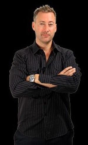 Jeff Berwick - Self-portrait photograph, 2012