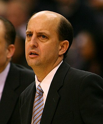 Jeff Van Gundy - Van Gundy coached the Rockets from 2003 to 2007.