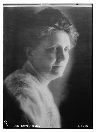 Samuel M. Ralston - Jennie Craven, Ralston's second wife