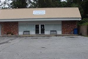 Jennings, Florida - Jennings Library