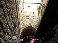 Jerusalem, Eigth Station of Via Dolorosa; 1-3000-2012.jpg