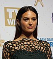Jesinta Campbell arrives at the 58th Annual Logie Awards at Crown Palladium (26655507250).jpg