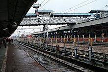 Jhansi Junction railway station - Wikipedia