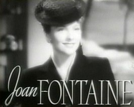 Fontaine in The Women (1939)
