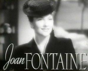 Joan Fontaine - The Women (1939)