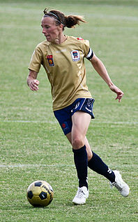 Joanne Peters association football player