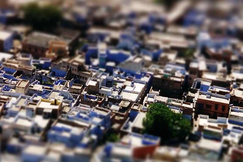 Jodhpur rooftops
