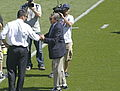 Joe Paterno wishes good luck to opponent.jpg