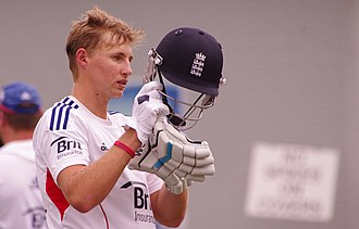 Joe Root - Joe Root in training in Australia