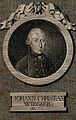 Johann Christian Wiegleb. Line engraving. Wellcome V0006280.jpg