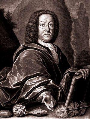 Johann Jakob Scheuchzer - J. J. Scheuchzer