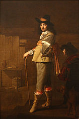 Portrait of Andries Stilte (1639-1640)