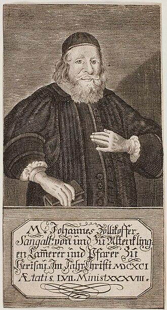 Herisau - Johannes Zollikofer 1691