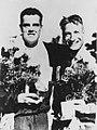 John Davies and Bowen Stassforth 1952.jpg