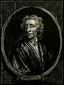 John Locke. Mezzotint after Sir G. Kneller. Wellcome V0003674.jpg