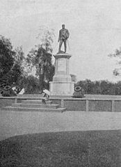 John Nicholson Statue