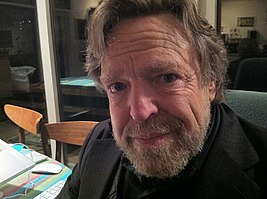 John Perry Barlow -Mill Valley, California, USA -at home-17Dec2010.jpg