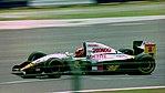 Johnny Herbert - Lotus 109 at the 1994 British Grand Prix (32388842372).jpg