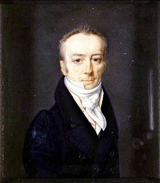 James Smithson - James Smithson by Henri-Joseph Johns, 1816