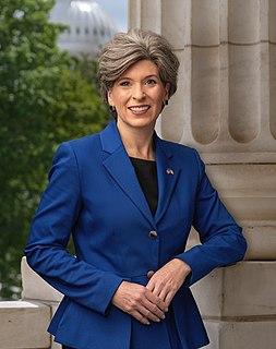 Joni Ernst U.S. Senator from Iowa