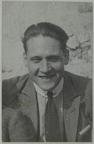 Jorma Gallen-Kallela - Jorma Gallen-Kallela in Paris in the 1920´s.