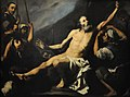 José de Ribera (1591-1652) - De marteldood van de heilige Bartolomeus - Madrid Bellas Artes 19-03-2010 11-00-31.jpg