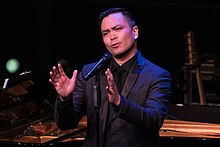 "Jose Llana at Lincoln Center's ""American Songbook"" (46912456172).jpg"
