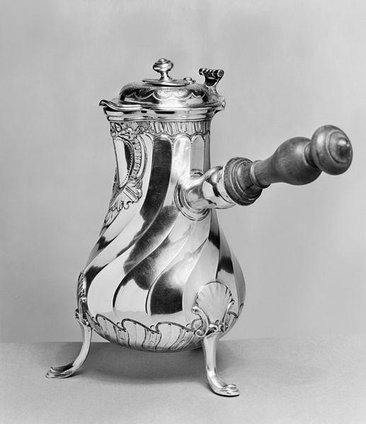 File:Joseph-Théodore Van Cauwenbergh - Chocolate Pot - Walters 571802.jpg