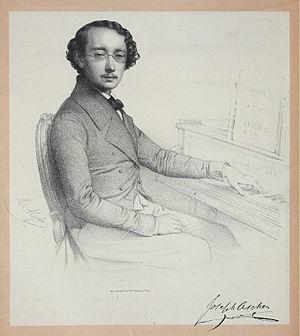 Ascher, Joseph (1829-1869)