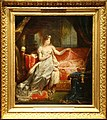 Joseph Franque, The Empress Marie-Louis Watching Over the Sleeping King of Rome 01.jpg