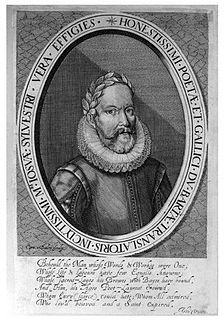 Josuah Sylvester English poet