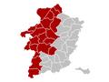 Judicial Arrondissement Hasselt Belgium Map.png