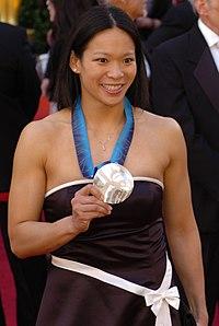 Julie Chu @ 2010 Academy Awards (cropped).jpg