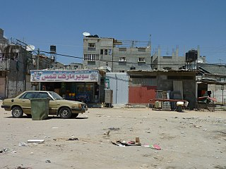 Rafah Municipality type A in State of Palestine