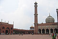 Juma Masjid - Delhi, views inside and around (19).JPG
