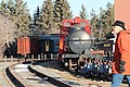 Just a few of the many trains at Heritage park, (16119100695).jpg